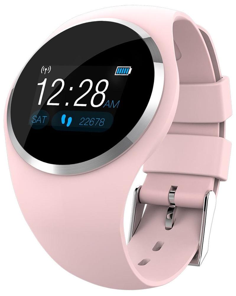 Garett 5903246282382 Damskie Smartwatch Garett Women Ida Różowy