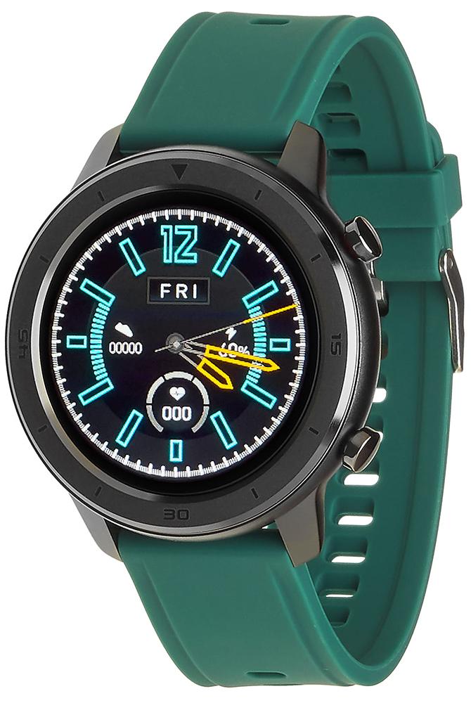 Garett 5903246286540 Męskie Smartwatch Garett Master RT zielony