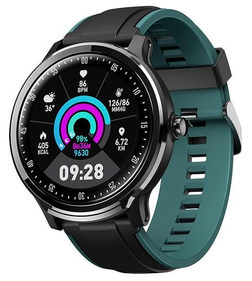Garett 5903246286694 Męskie Smartwatch Sport Garett Gym zielony