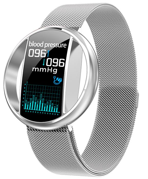 Garett 5903246287165 Damskie Smartwatch Garett Women Nicole RT srebrny stalowy