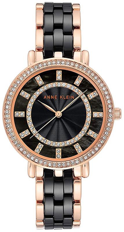 Anne Klein AK-3810BKRG Bransoleta