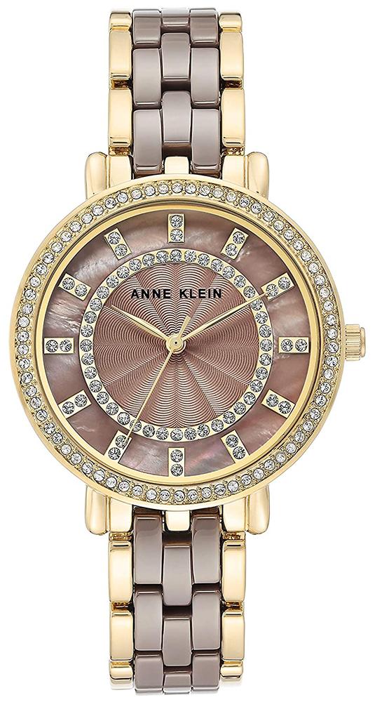 Anne Klein AK-3810DTGB Bransoleta
