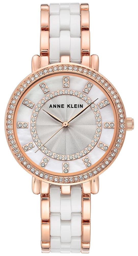 Anne Klein AK-3810WTRG Bransoleta