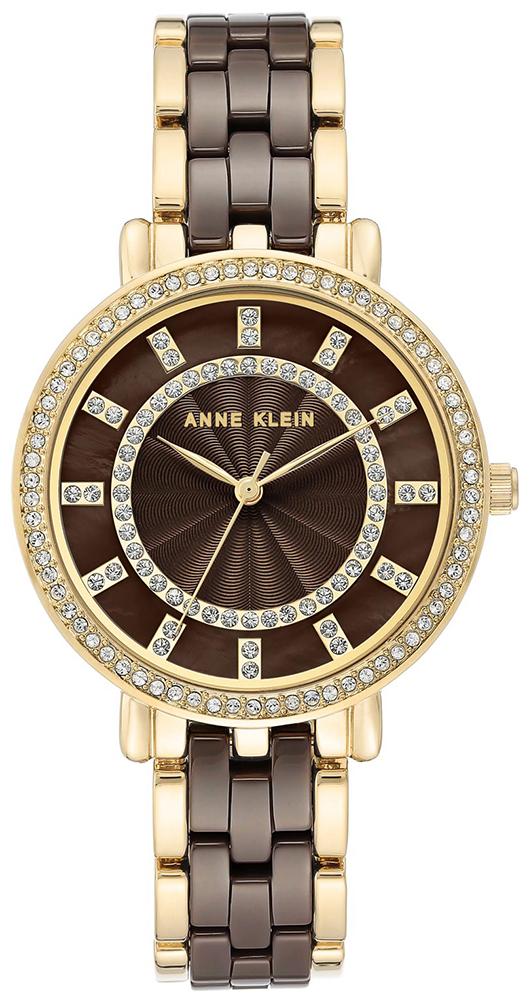 Anne Klein AK-3810BNGB