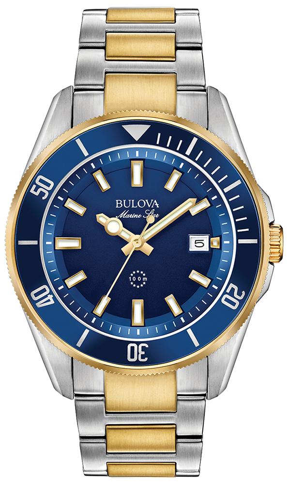 Bulova 98B334