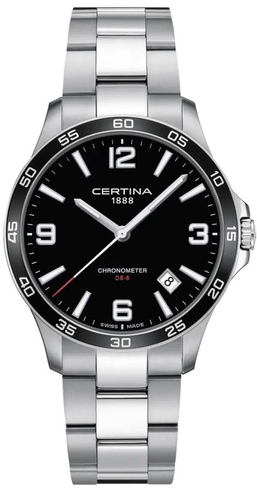 Certina C033.851.11.057.00 DS-8 DS-8 Chronometer
