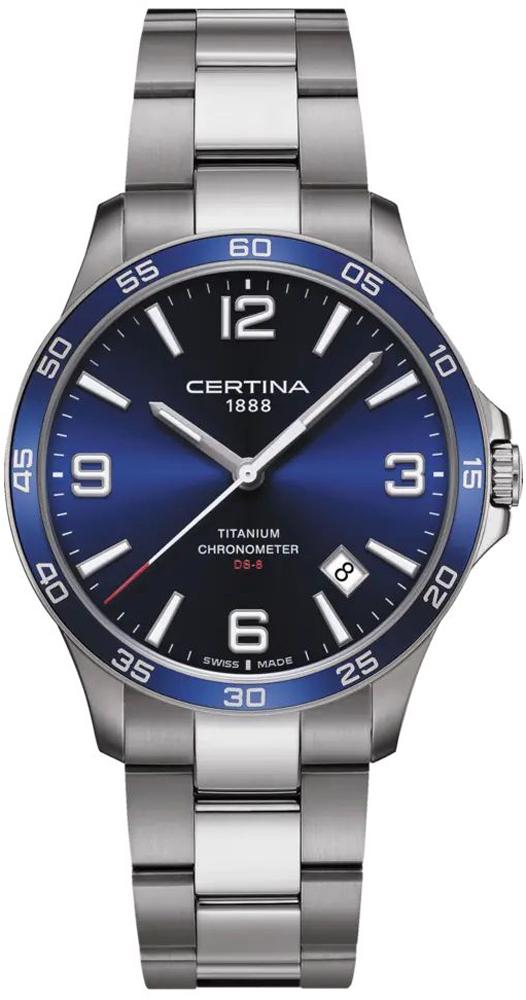 Certina C033.851.44.047.00 DS-8 DS-8 Chronometer
