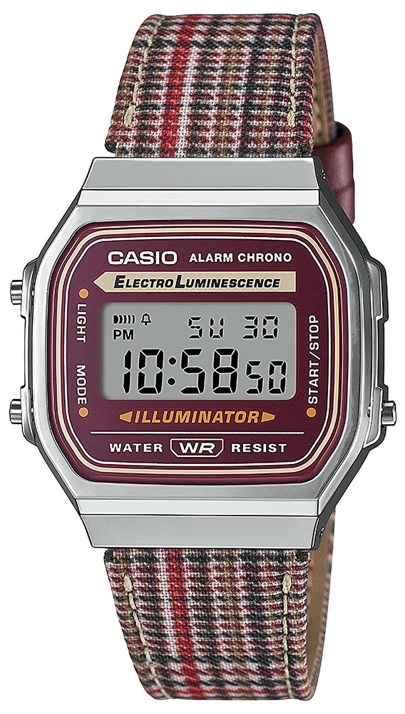 Casio A168WEFL-5AEF