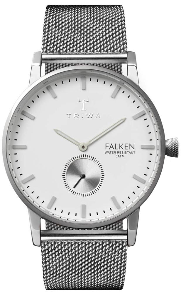 Triwa FAST103-ME021212 Falken IVORY FALKEN STEEL MESH