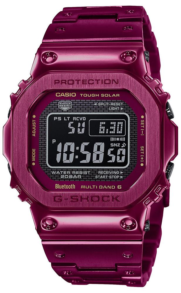 G-Shock GMW-B5000RD-4ER G-SHOCK Specials