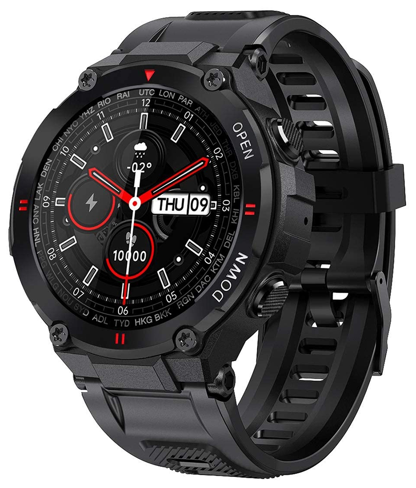 Garett 5904238480854 Męskie Smartwatch Garett Sport Combat RT black