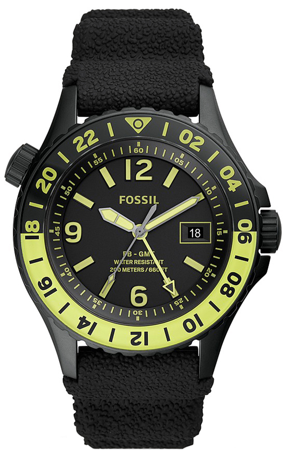 Fossil LE1107 FB-GMT FB-GMT Dual Time Limited Edition