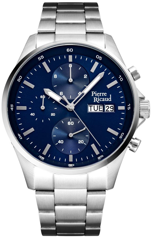 Zegarek Pierre Ricaud Chronograph  - męski
