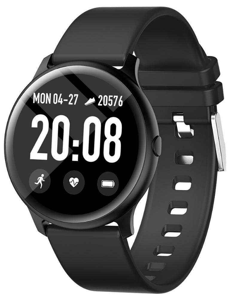 Rubicon SMARUB060 Smartwatch RNCE40PRO Black