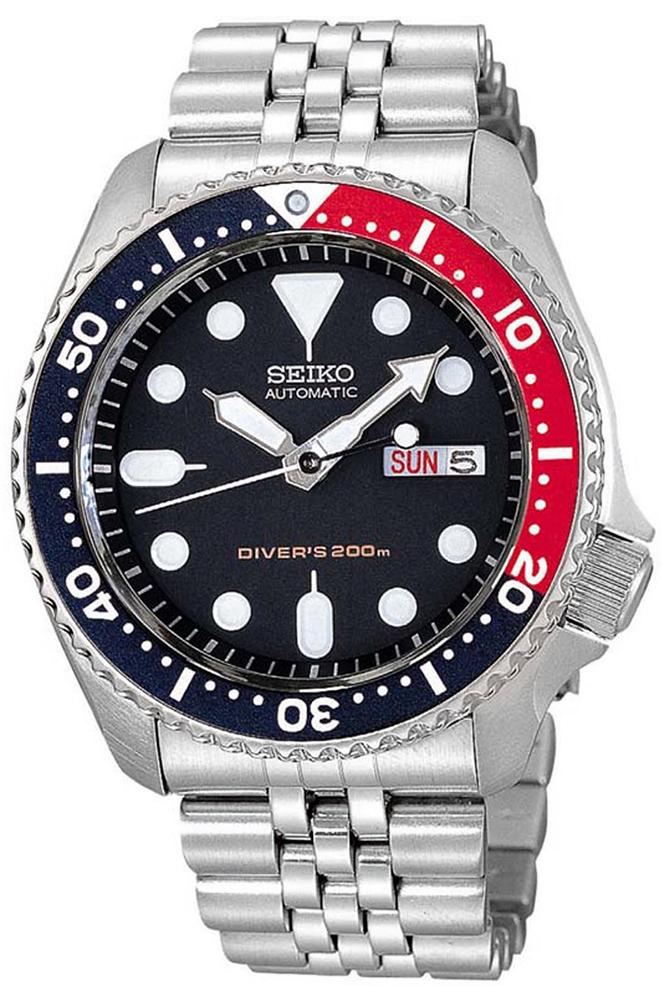 Seiko SKX009K2 Automatic Automatic DiverS 200m