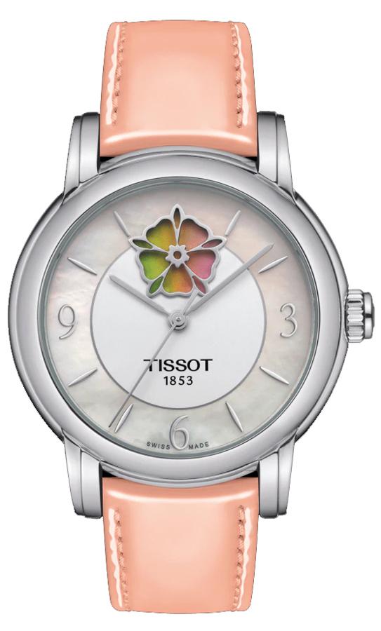 Tissot T050.207.16.117.00 Lady LADY HEART FLOWER POWERMATIC 80