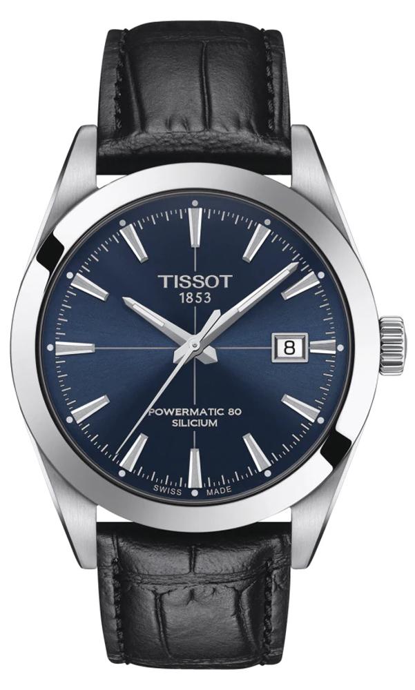 Tissot T127.407.16.041.01 Gentleman TISSOT GENTLEMAN POWERMATIC 80 SILICIUM