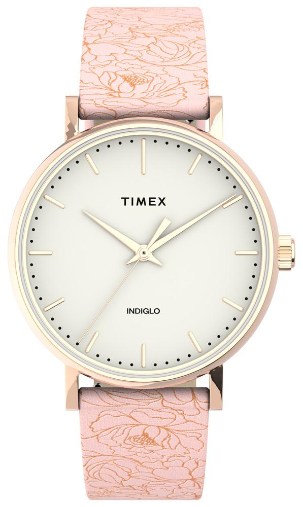 Timex TW2U40500 Fairfield Fairfield Floral 37mm