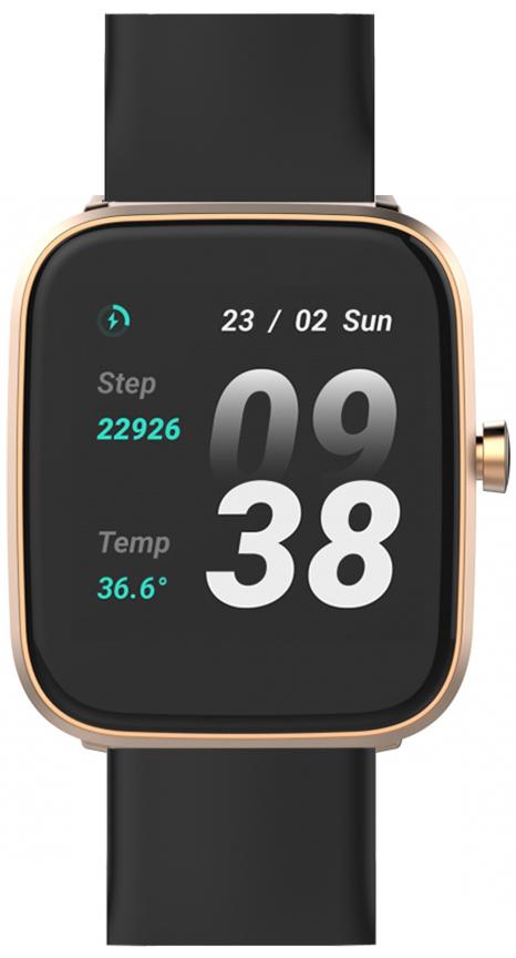 Vector Smart VCTR-31-01RG-S3BK Smartwatch