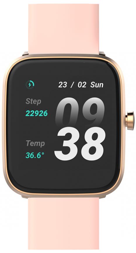 Vector Smart VCTR-31-01RG-S3BP Smartwatch