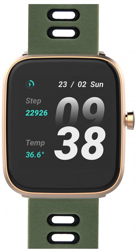Vector Smart VCTR-31-01RG-S4AG Smartwatch