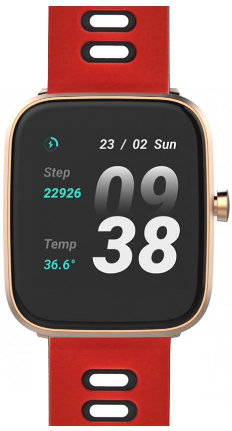 Vector Smart VCTR-31-01RG-S4RD Smartwatch