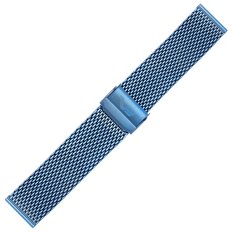 Vostok Europe B-Almaz-0.76006 Bransoleta Almaz - niebieska