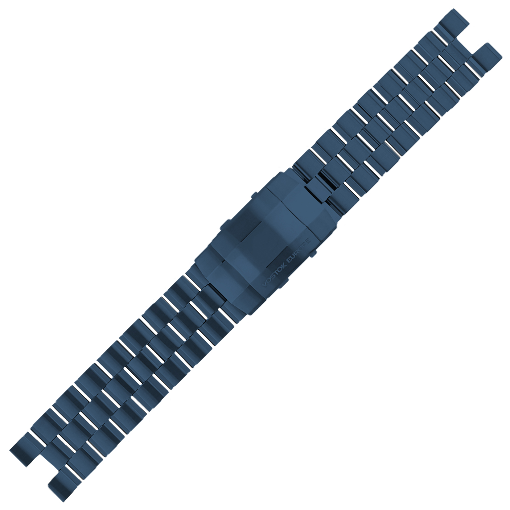 Vostok Europe B-Lunokhod-0.76006 Bransoleta Lunokhod - niebieska