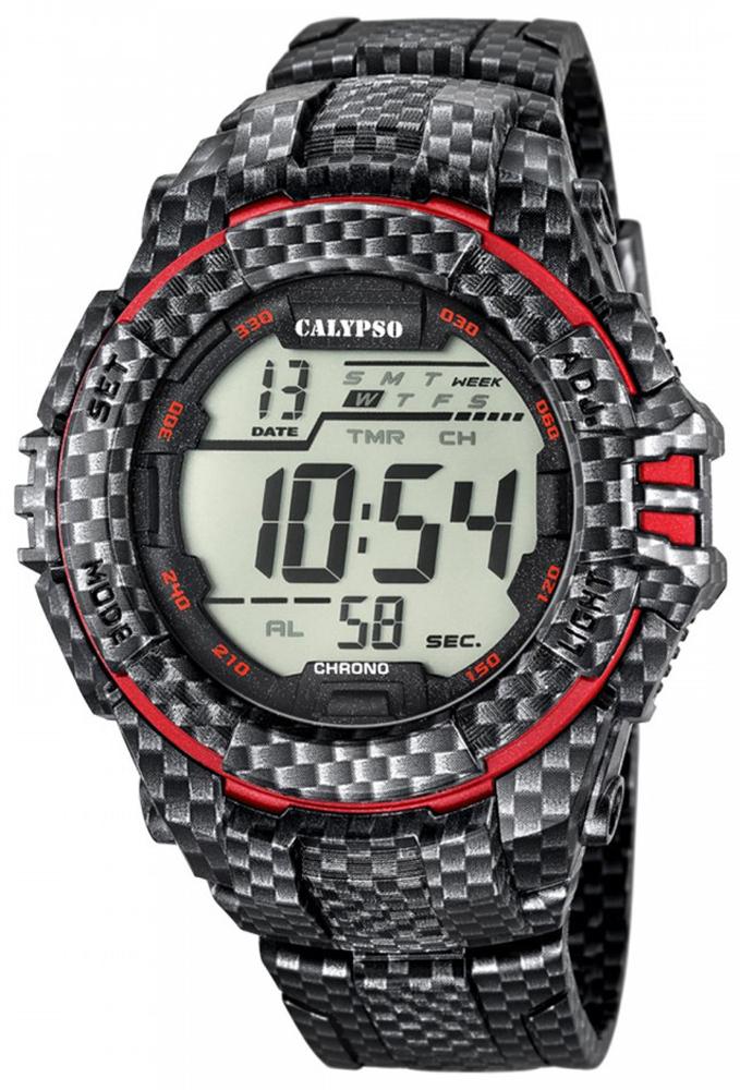 Calypso K5681-4 Digital For Man