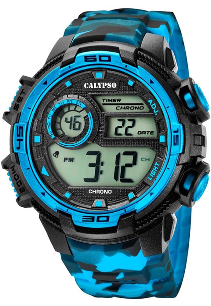 Calypso K5723-4 Digital For Man