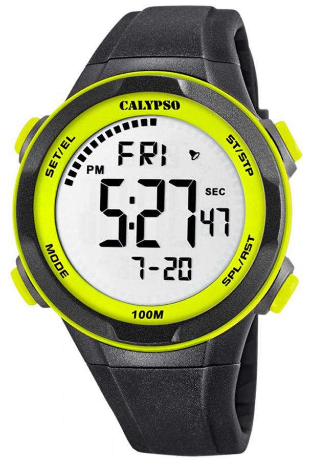 Calypso K5780-1 Digital For Man
