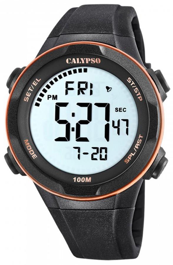 Calypso K5780-6 Digital For Man