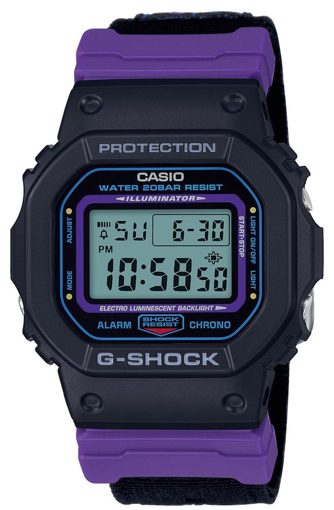 G-Shock DW-5600THS-1ER G-SHOCK Original Throwback 1990s