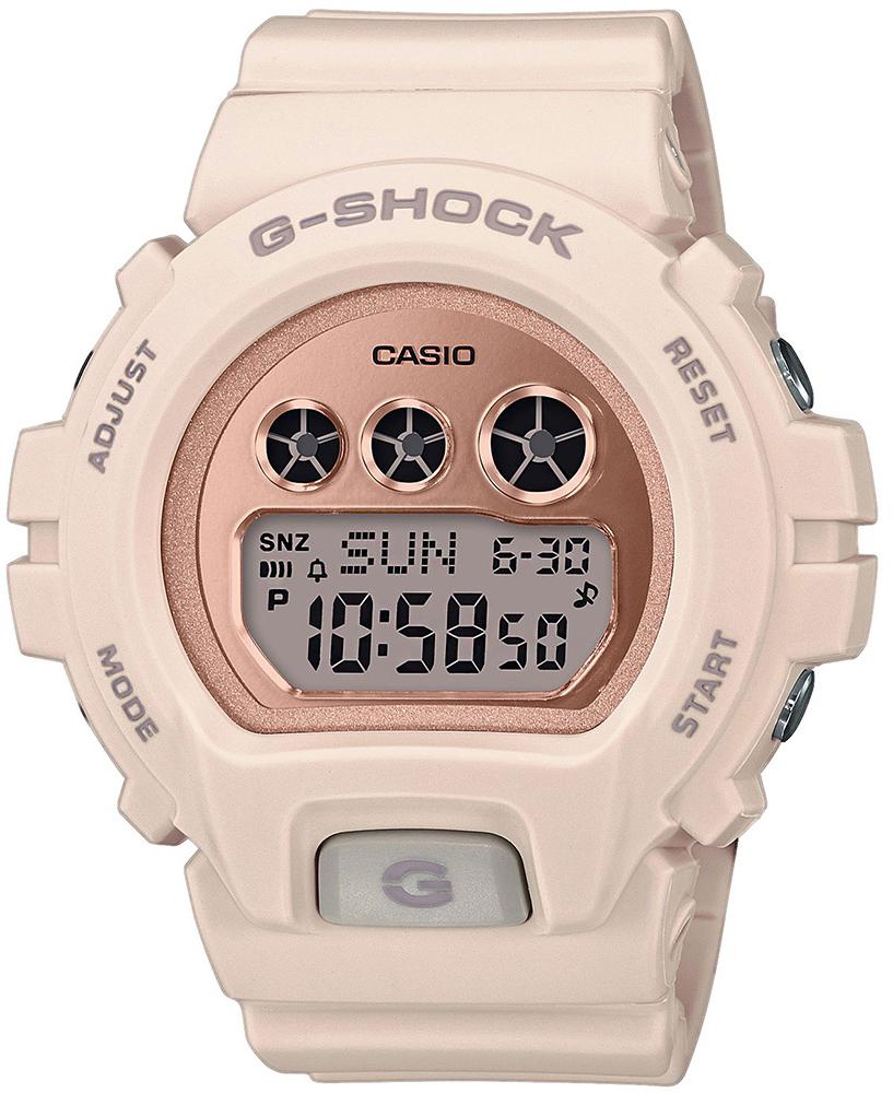 zegarek casio gshock beżowy