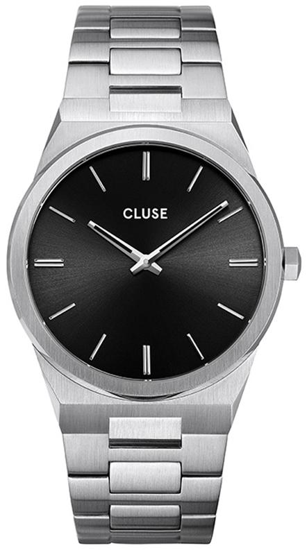 Cluse CW0101503004 Vigoureux Silver Black
