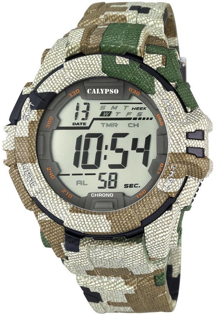 Calypso K5681-3 Digital For Man