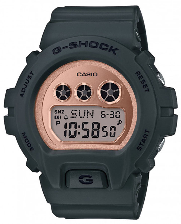 G-Shock GMD-S6900MC-3ER G-SHOCK S-Series S-SERIES