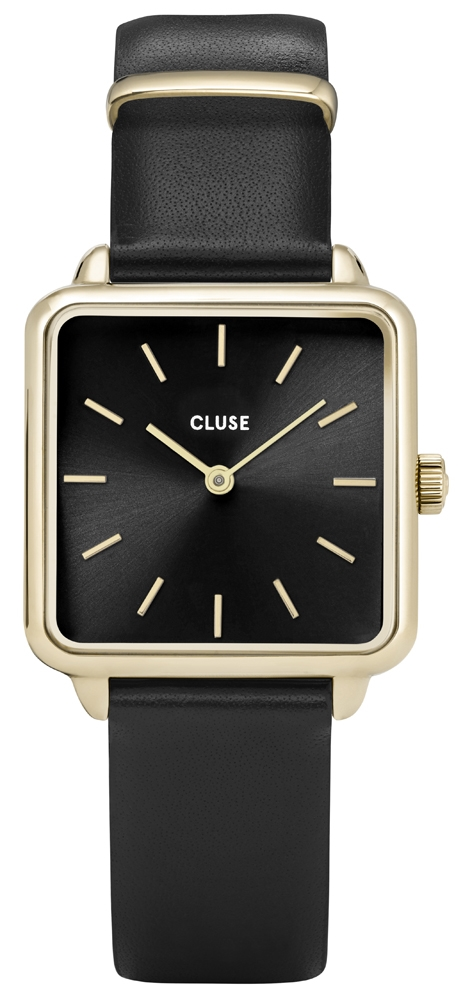 4b2048595823 Cluse CL60008 Gold Black zegarek damski - Sklep ZEGAREK.NET
