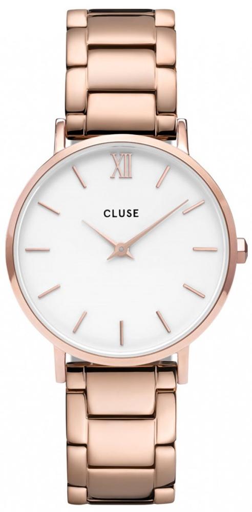 Cluse CW0101203027 Minuit Rose Gold White