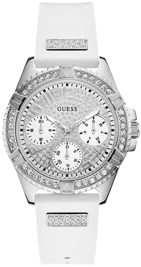 Zegarek damski srebrny Guess