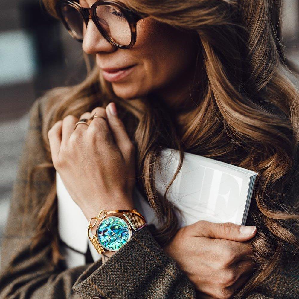 Niezwykle atrakcyjny zegarek Pierre Ricaud z hipnotyzującą tarczą