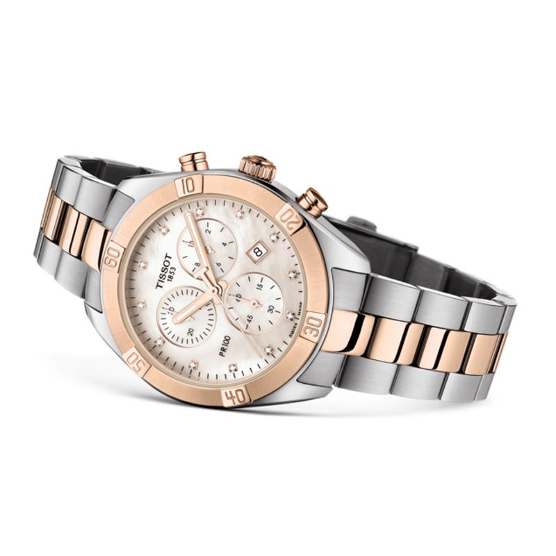 Zegarek Chrono Sport-Chic Lady na każdą okazję