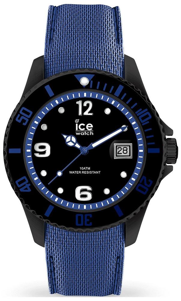 ICE Watch ICE.015783 ICE-Steel ICE steel - Black blue Rozm. L