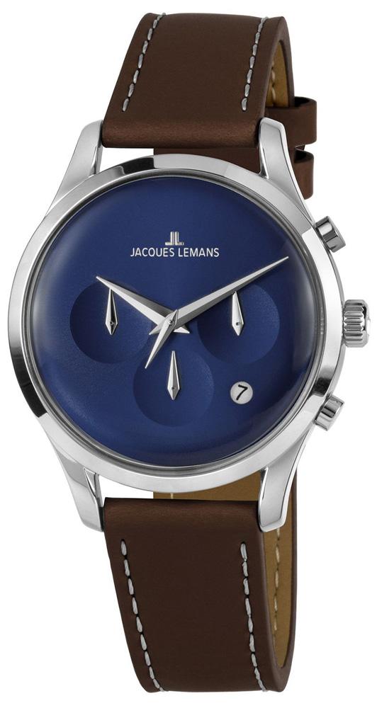 Jacques Lemans 1-2067C Retro Classic
