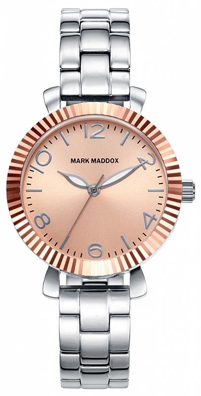 Mark Maddox MM7016-93 Pink Gold