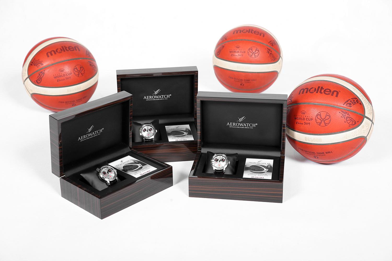Limitowany Aerowatch Renaissance Polish Basketball.
