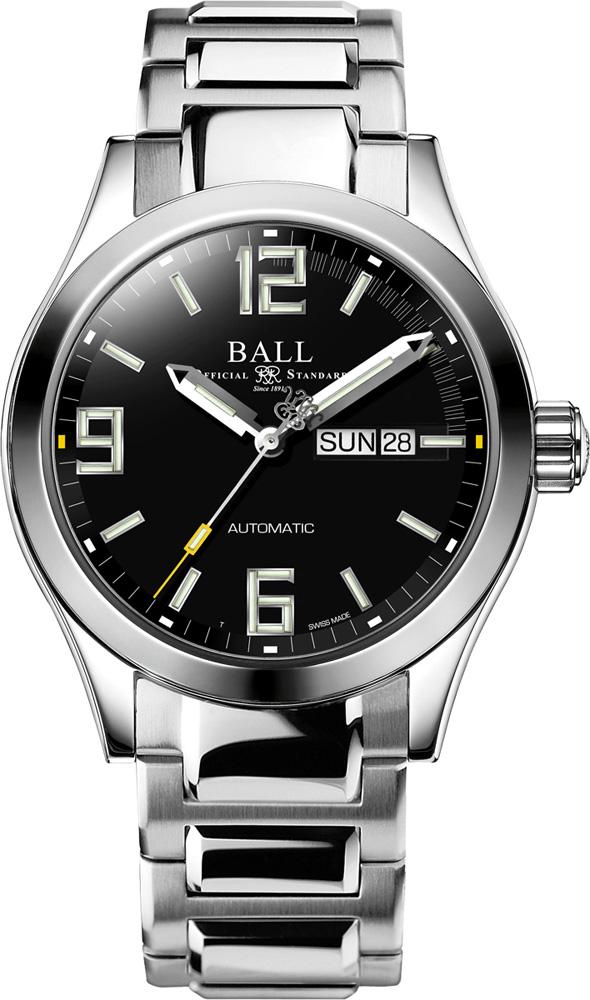 Ball NM9328C-S14A-BKGR Engineer III Legend