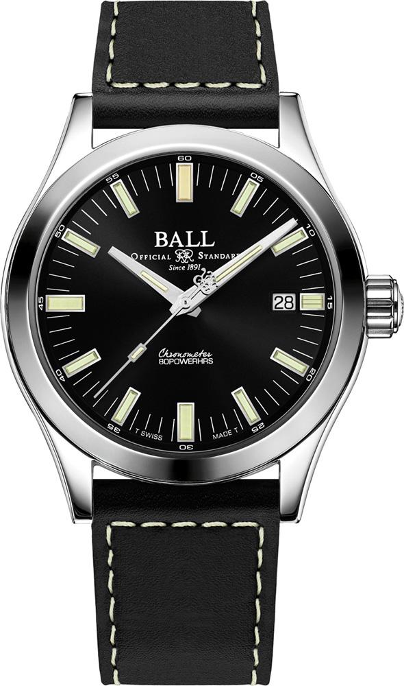 Niesamowity zegarek Ball Engineer M Marvelight