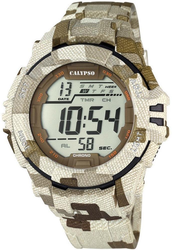Calypso K5681-2 Digital For Man