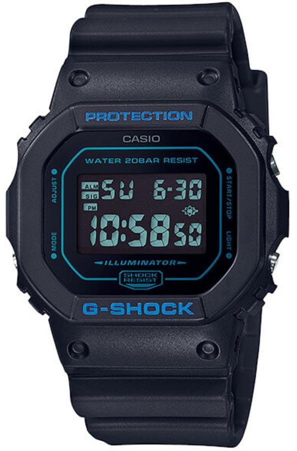 G-Shock DW-5600BBM-1ER G-SHOCK Original